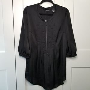 New york and company tunic blouse